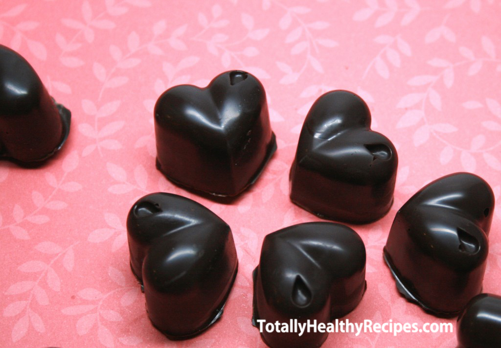 healthy chocolate candy recipe