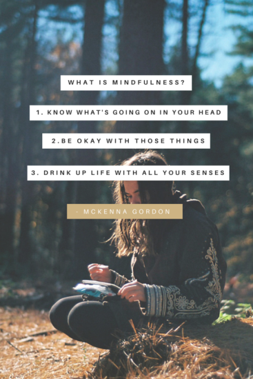 what is mindfulness-